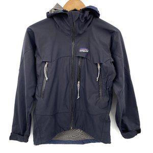 Patagonia Nylon Black R Series Hiking XS Jacket